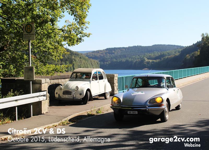 Zum Sechzigsten der unvergleichen Citroën DS gratuliert Garage 2CV mit einer Zusammenstellung aller im Jubiläumsjahr erschienen Artikel. Bon anniversaire !