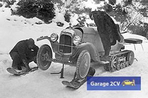 Die Geschichte der Citroën-Lastkraftwagen