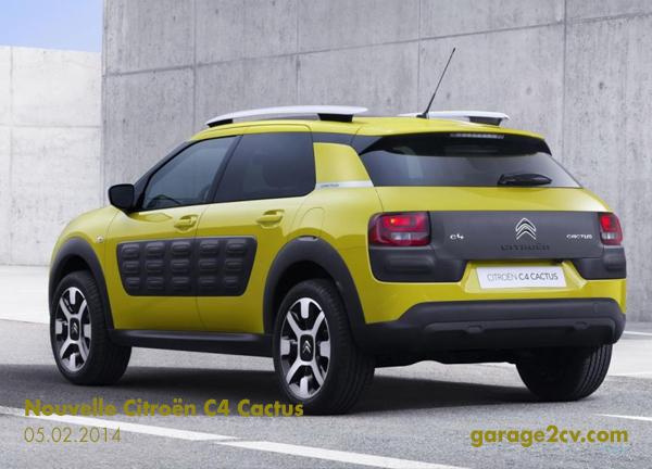 Dasselbe in grün? Ganz sicher nicht: Citroëns neuestes Modell Cactus bringt jenes individuellen Auftritt mit, den mancher schon vermisste. Und das bei einem Verbrauch ab 3,1 Liter Diesel. Chapeau ! Bild: Citroën/garage2cv.de