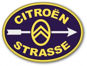 logo der citroen-strasse
