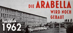 Die Borgward Arabella wird noch gebaut - Rückblick 1962 - Jetzt bei garage2cv.de