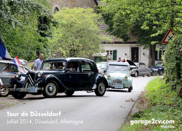tour de d sseldorf 2014 br ssel 70 jahre 2cv im jubelpark french classic events. Black Bedroom Furniture Sets. Home Design Ideas