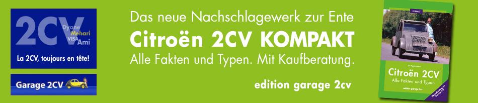 garage2cv – Das Magazin zum Citroën 2CV