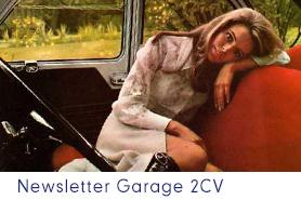 Aktuelle Informationen von Garage 2CV - Jetzt bei garage 2cv.de