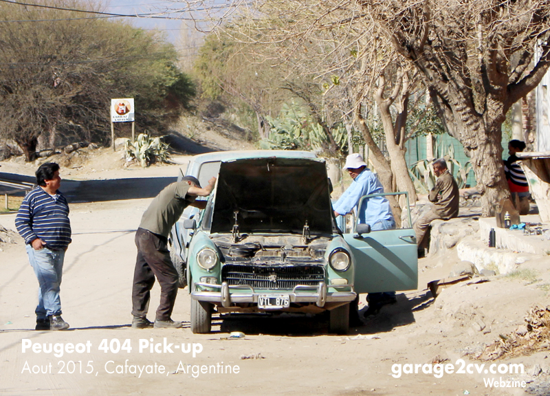 peugeot 404 pick up cafayate