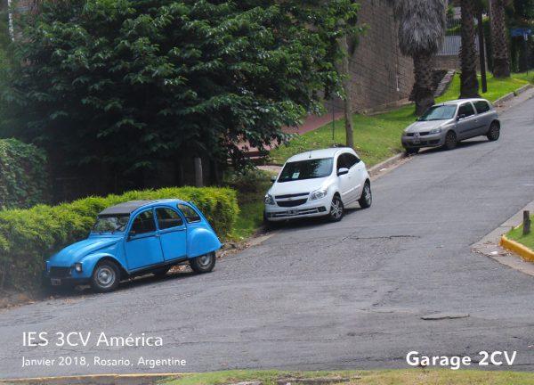 Citro n in argentinien das entenrefugium 2cv aus for Garage peugeot levallois