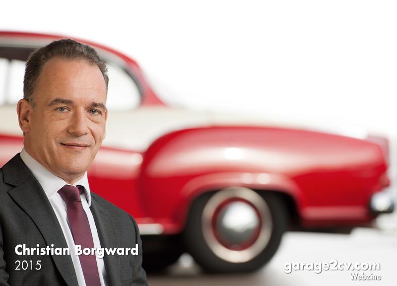 Christian Borgward, Enkel von Firmengründer Carl F.W. Borgward arbeitet seit 10 Jahren am Neustart der Marke. Bild: Borgward