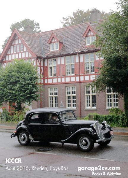 traction avant rheden