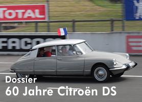 Garage 2CV Dossier 60 Jahre Citroën DS - Jetzt bei garage 2cv.de