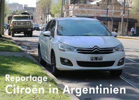Citroën in Argentinien: Das Entenrefugium - Jetzt bei garage 2cv.de