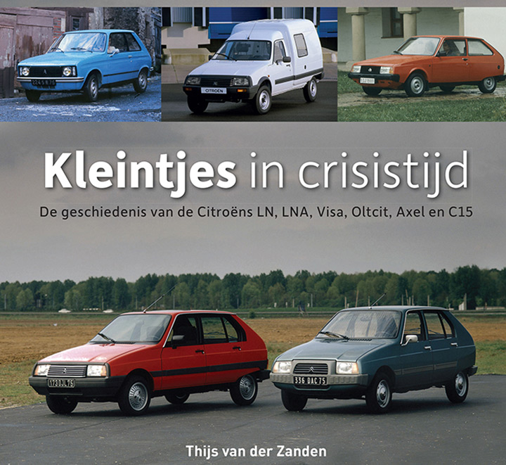 Wellblech Garage: Fleißarbeit Zu Citroën LN, LNA, VISA, Oltcit Axel Und C15