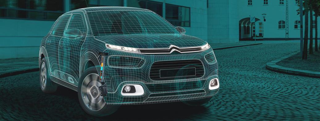 Citroën C4 Cactus bald mit neuartiger Federung
