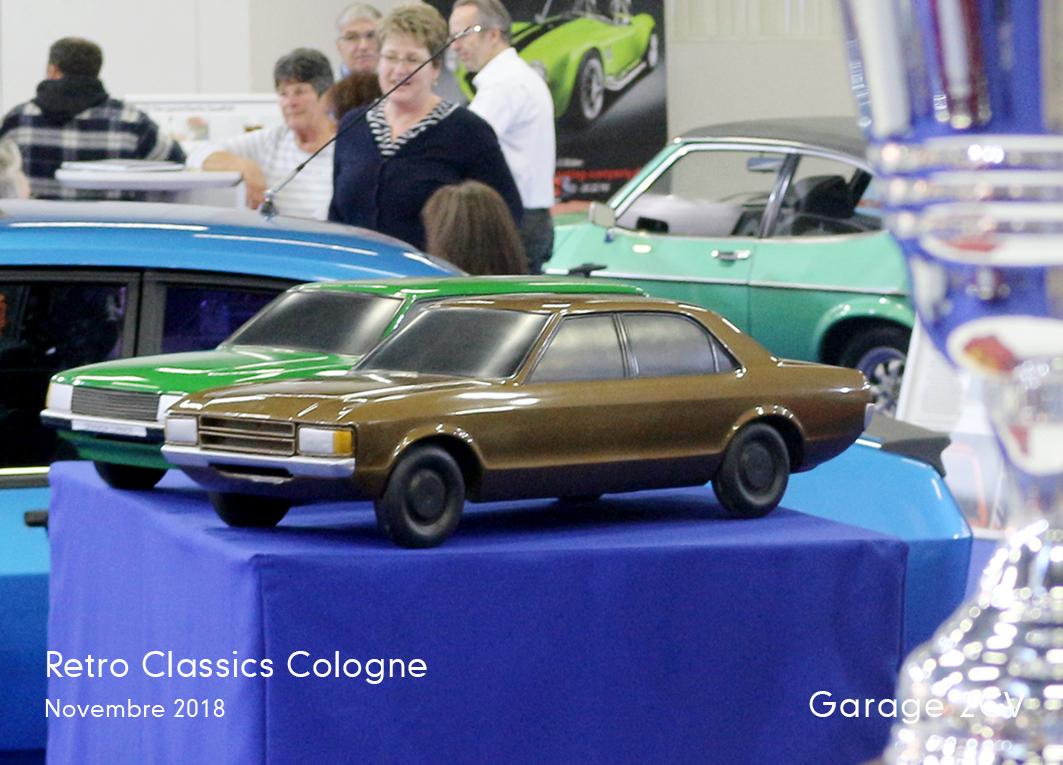 Retro Classics Cologne: Gemischtes Doppel mit Hindernissen ...