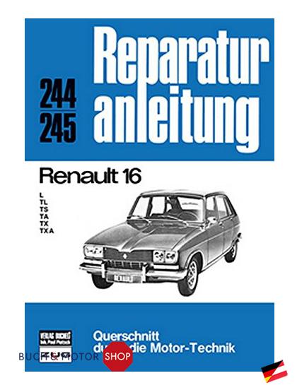 bucheli renault 16