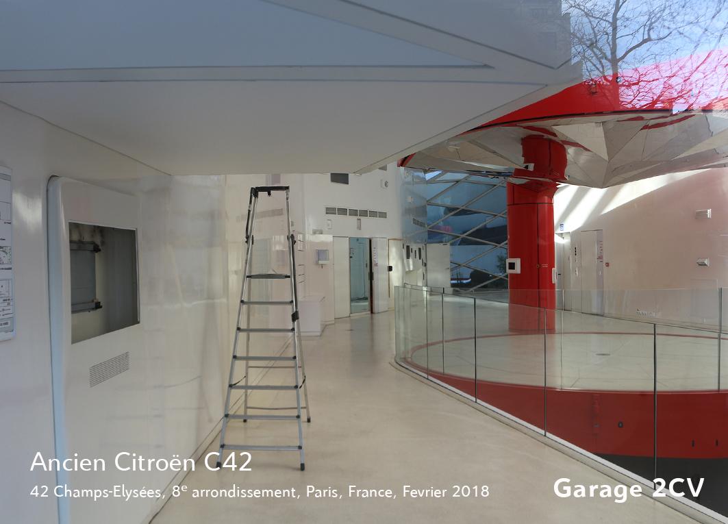 Citro n c42 leerstand f r 245 millionen euro ein m hari for Garage citroen 42 cours de vincennes