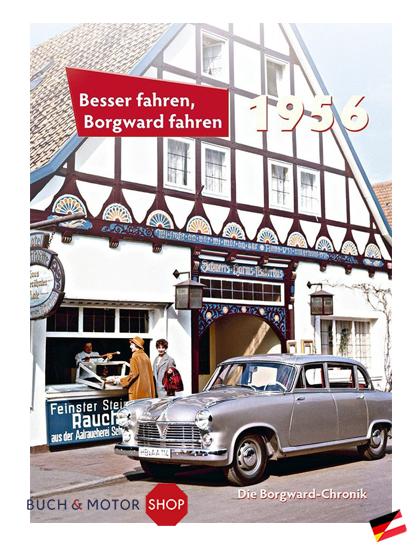 besser fahren borgward fahren 1956