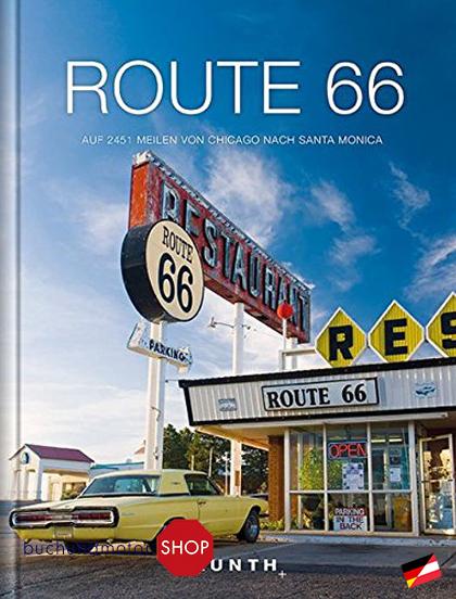 route 66 auf 2451 meilen von chicago nach santa monica