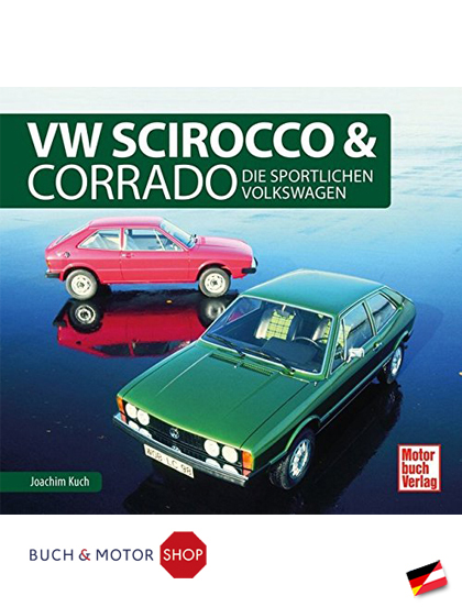 vw scirocco und corrado