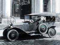 Der erste Citroën! / Foto: Citroën Communication