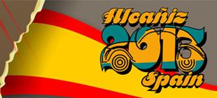 20. Welttreffen der 2CV-Freunde 2CV: Hola Alcañiz 2013 Die Vorbereitungen für das 2CV-Großereignis laufen auf vollen Touren