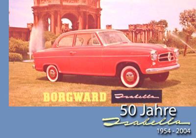 Bild: Isabella in der Ausführung von 1959 bis 1961. Montage: garage2cv.de