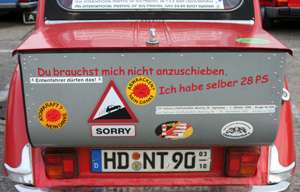 Citroën 2CV: Du brauchst mich nicht anzuschieben, ich habe selber 28 PS !