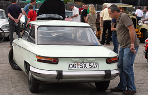 Panhard BT 24 in Speyer 2011