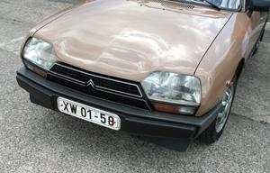 Citroën GSA mit DDR-Zulassung. Speyer 2011