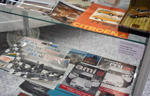 Citroën Ami Ausstellung in Speyer 2011
