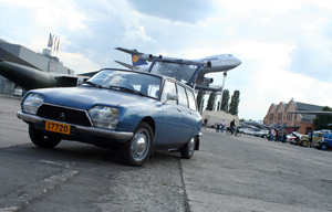 Luxemburger Citroën GS