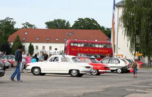 Panhard-Fahrzeuge auf dem ACC-Jubiläumstreffen 2011