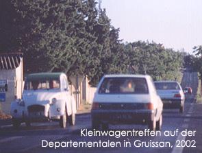 Gruissan, 2002. Bild:garage2cv 2003
