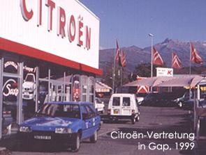 Citroën Gap Bild:garage2cv 2003