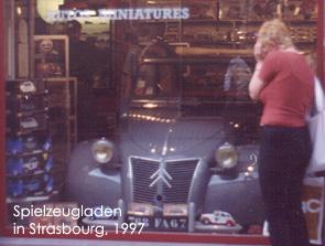 Strasbourg, 1999. Bild: garage2cv 2003