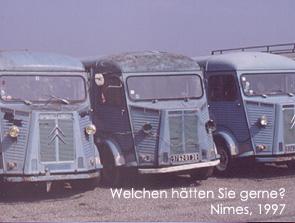 Nizza 1997. Bild:garage2cv 2003