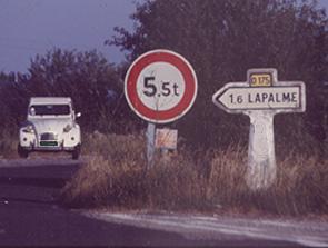 Lapalme 1993. Bild:garage2cv 2003