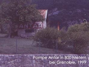 Bei Gap 1999. Bild:garage2cv 2003