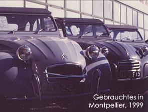 Montpellier, 1999. Bild:garage2cv 2003