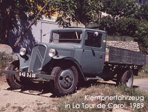 La Tour de Carol, 1989. Bild:garage2cv 2003
