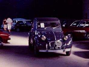 Montpellier 1999 Bild:garage2cv 2003