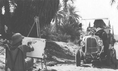 Bild: Ariane Audouin-Dubreuil, Expedition Afrika 1924/1925, Frederking & Thaler Verlag.