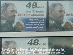 Comandante en jefe: Fidel Castro / Bild: Archiv garage2cv/Eggermann