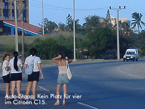 Autostopp Bild: Archiv garage2cv/Eggermann