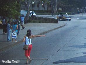 """Hallo Taxi!"" / Bild: Archiv garage2cv/Eggermann"