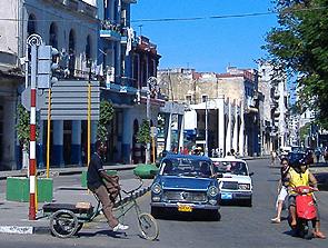 Peugeot 404 aus argentinischer Produktion in Habana / Bild: Archiv garage2cv/Eggermann