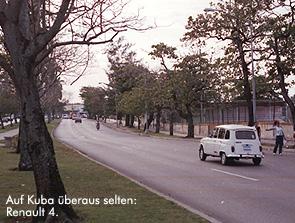 Einzelgänger: Renault 4 / Bild: Archiv garage2cv/Eggermann