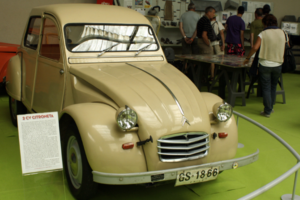 Citroneta aus chilenischer Produktion - garage2cv.de