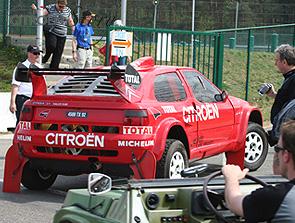 Citroën ZX Rallye Raid - Bild: garage2cv.de