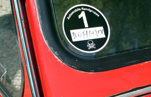 Automobile   Randgruppe 2CV ?