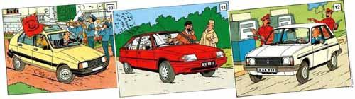 Quelle: Citroën Kalender 1985
